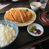 串揚げ 天八 - 料理写真:とんかつ定食