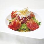 デリー - 特製トマトサラダ