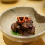 ちょい家 - 菊芋味噌漬け