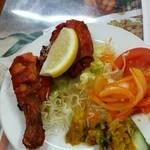 インド・ネパール料理 シャマーマハル - タンドリーチキン