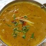 インド・ネパール料理 シャマーマハル - ダルカレー