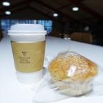 タカムラ - マンデリン トール、ブーランジェリー タケウチさんのコーヒーに合うパン