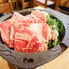 Kobayashi - 料理写真:すきやき定食2人前