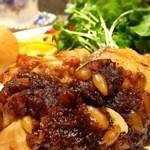 バジェーナ - 薬膳的炙鶏肉