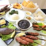 ペルーアンドブラジル - 料理写真: