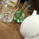 とりきん - 芋焼酎、吉兆宝山お湯割りセット