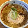 塩元帥 - 料理写真:天然塩ラーメン ¥700