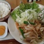 カフェ・レストラン ザジ - 料理写真: