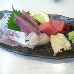 一作鮨 - おまかせ造り盛り合わせ
