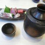 一作鮨 - お酒