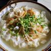 とうふの比嘉 - 料理写真:ゆし豆腐そば