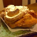 スーリール ダンジュ - やっぱり最高に美味しい‼︎ ダンジュさんのシュークリーム♡