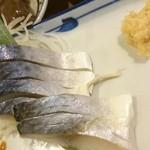 居酒屋ニューシンマチ - しめ鯖