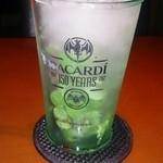 Bar Dio - モヒート、ちょっと高めだけど本当に美味しいんだよね(*´ω`*)