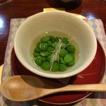 温味 - うすい豆