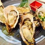 甲殻類倶楽部 - 生牡蠣