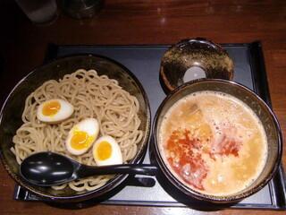 麺匠 竹虎 本店 - 裏竹虎つけ麺 辛口