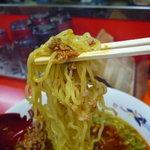 味仙 - ☆ピリ辛な坦々が麺に絡みます(*^。^*)☆