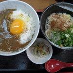 こばやし - カレー丼定食