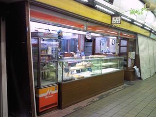 マスヤ製パン所 - お店の外観
