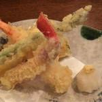 レストラン櫻 - 天麩羅