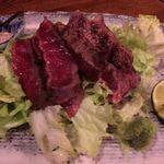 旬の味 菜々せ - 極上 和牛ランプステーキ