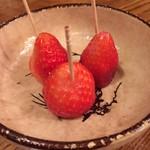 旬の味 菜々せ - 苺