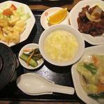 551蓬莱 - 「禄定食」2016.01.10