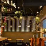 Bacci - 笹岡周平氏のデザインと多肉植物のコラボ