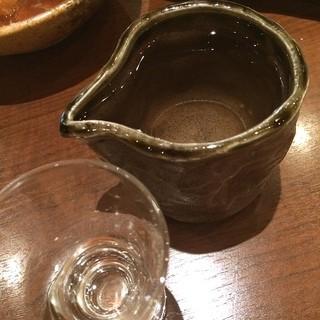 磯べゑ - 群馬のお酒、『龍神』を頂きました。