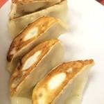 中華タカノ - 餃子は5個250円