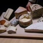 土佐バル - チーズ