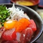 海鮮や辰海 - ランチで人気!漁師丼!