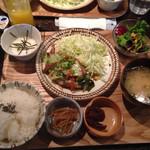 kawara CAFE&DINING - 日替わりランチ830円