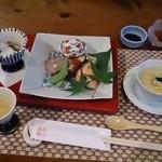 ふじ屋 - 前菜