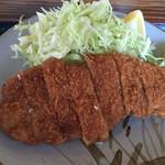 ろまん - 料理写真:160216 とんかつ(ロース)定食