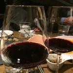 グラン ポレール ワインバー トーキョー - 赤ワイン