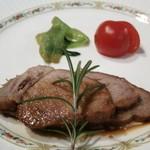 へるつ - 料理写真:煮豚