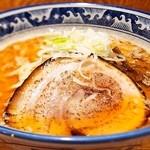 麺や 樽座 - 料理写真:海老味噌らーめん