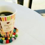 たこ市場 - ホットコーヒー 100円