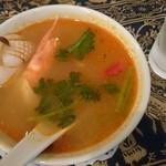 タイ国料理店 イサラ - 料理写真:トムヤンクン