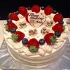 アトリエ・サン・ミシえる - 料理写真:苺のショートケーキ7号