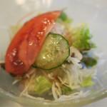 津の田ミート - サラダ