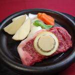 肉匠 逢喜の郷 - 国産サーロインステーキ