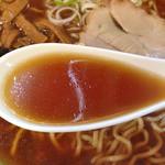 竹の家 - スープ