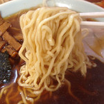 竹の家 - 麺