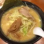 北海道ラーメン おやじ - 味噌ラーメン