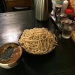らーめん 峰 - 201602 峰  ★つけ麺(山盛り・790円)★