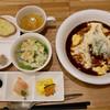 洋食のことこと屋 - 料理写真:トロトロ玉子のオムハヤチーズハンバーグON
