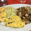 東明飯店 - 料理写真:スタミナ定食